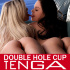 Мастурбатор Tenga Double Hole Cup